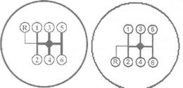 Схема переключение передач на камазе фото 5